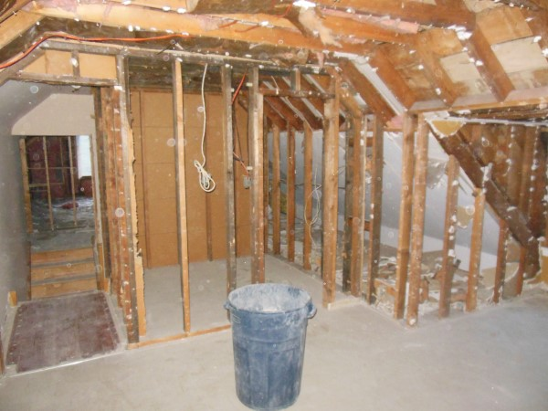 Iroquos home renovation project London Ontario